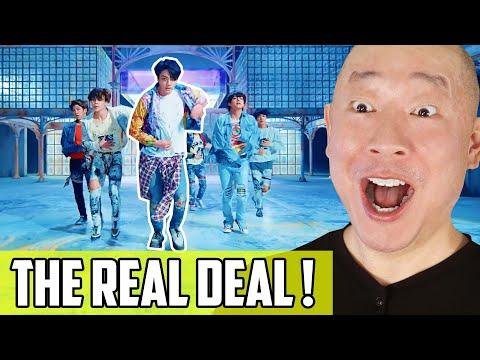 Fake Love BTS Reaction | 1st Kpop MV Reaction And We're Shook!