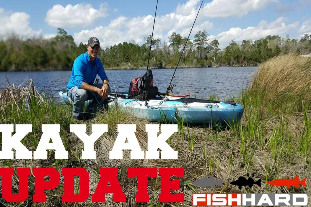 Kayak garmin fish finder install youtube for Kayak fish finder install