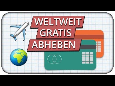 Weltweit kostenlos Geld abheben? Kreditkarten Vergleich fürs Ausland 🌍✈️