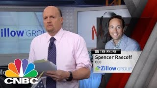Zillow Group CEO Spencer Rascoff: Acceleration Into 2016 | Mad Money | CNBC