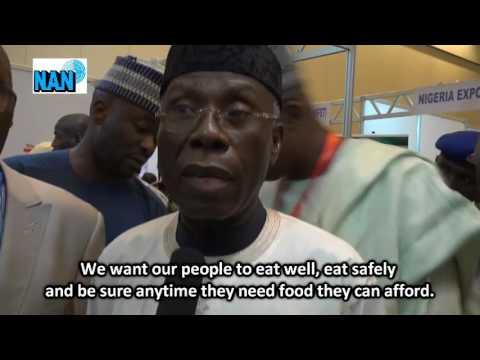Audu Ogbeh seeks proper food handling