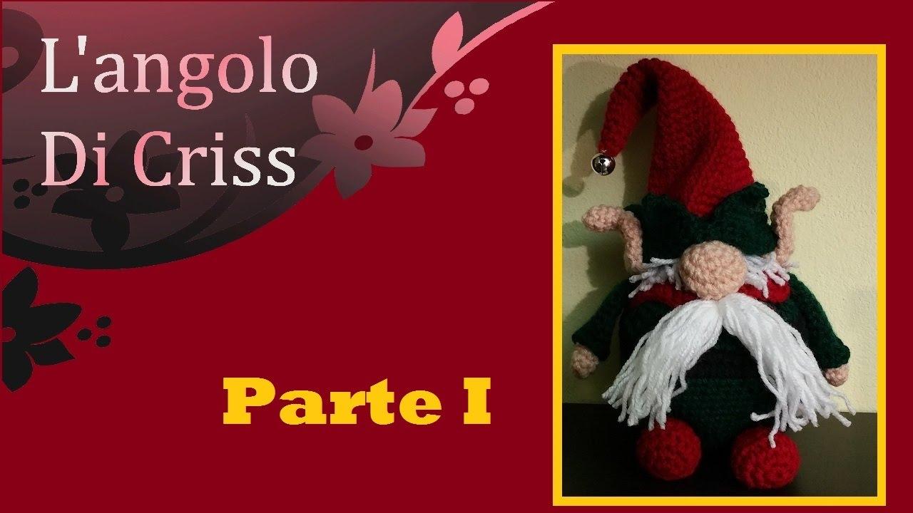 Gnomo Uncinetto Natale Amigurumi 🎁 Elf Crochet Christmas ... | 720x1280