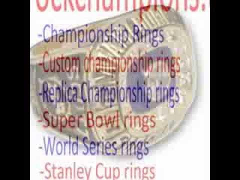 NFL 1972 Miami Dolphins Super Bowl VII World Championship Ring, Custom Championship Ring