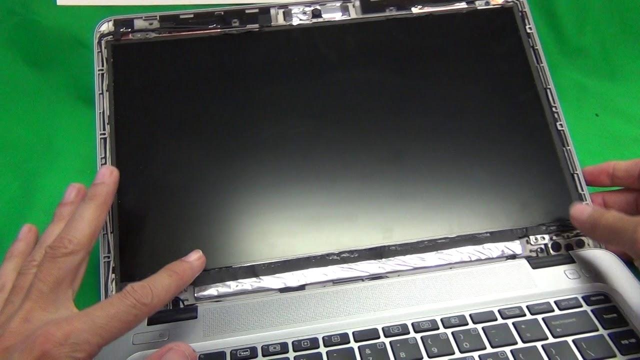 HP Elitebook 840 G1 G2 G3 G4 Screen Replacement Procedure