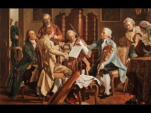 История развития классичесокй музыки