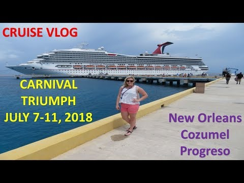 Couples First Cruise *Carnival Triumph*