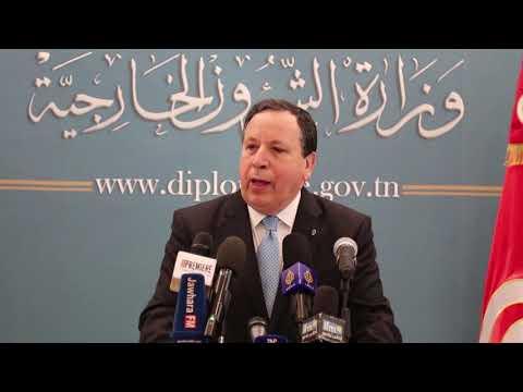 حرص تونسي تركماني على تعزيز التعاون الثنائي في مختلف المجالات