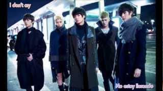 Nu'est (뉴이스트) (feat. yoon han (윤한)) - a little bit more (조금만) [esp/eng/han/rom]
