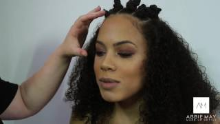How to create the Beyonce Lemonade Make-Up Look With Simba By Celebrity Make-Up Artist Abbie May