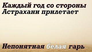 Астрахань травит Калмыкию