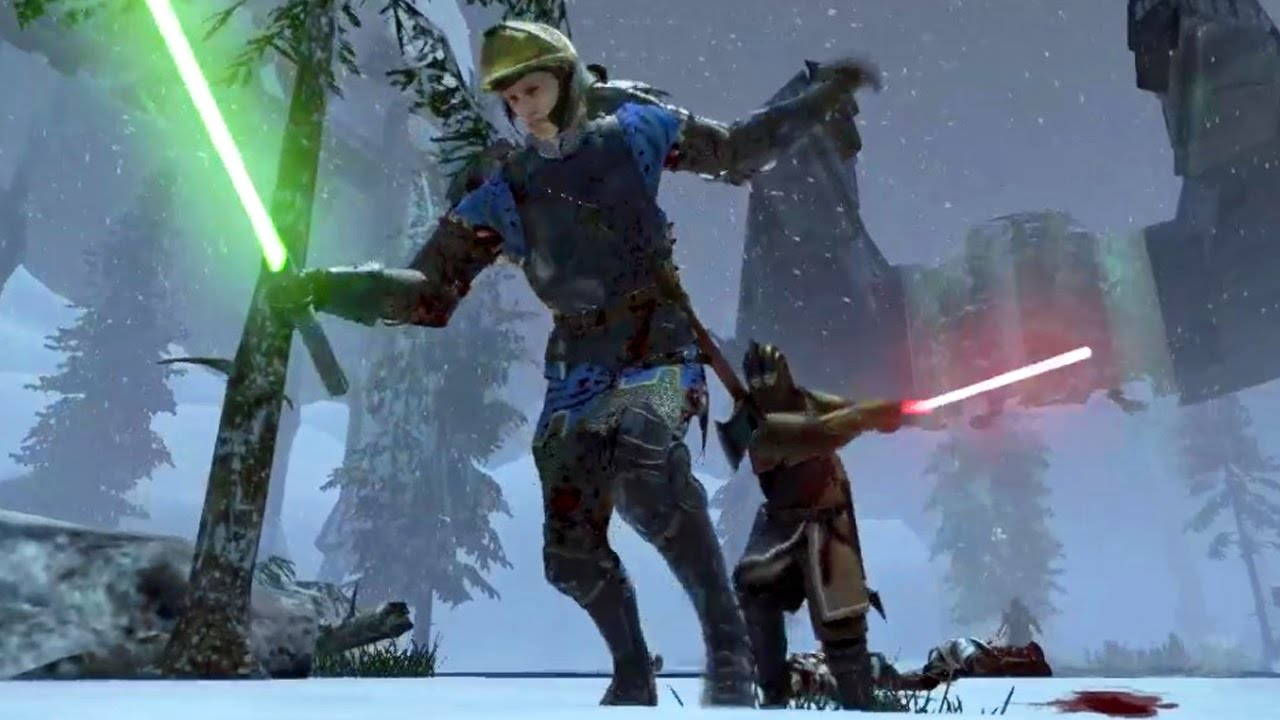 Nine Games With Awesome Star Wars Mods