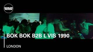 Bok Bok b2b L vis 1990 Boiler Room DJ Set