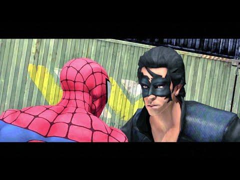 KRRISH vs SPIDER MAN  part 1 | Bollywood vs Hollywood | part 2 link in description epic hero films