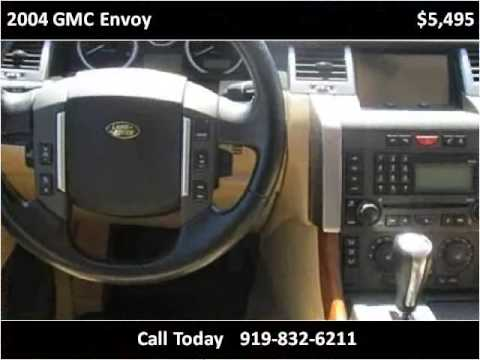 2004 GMC Envoy Used Cars Raleigh NC
