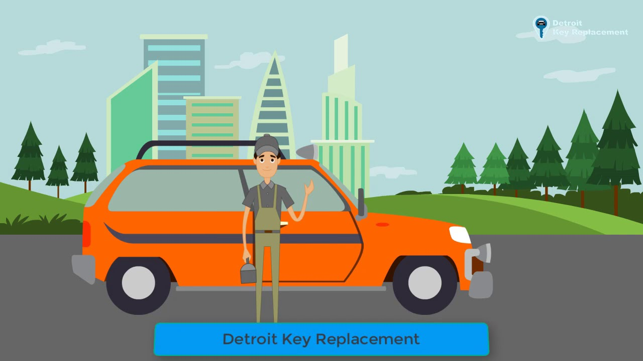 Car Key Replacement Detroit Michigan | call (313)636-1340
