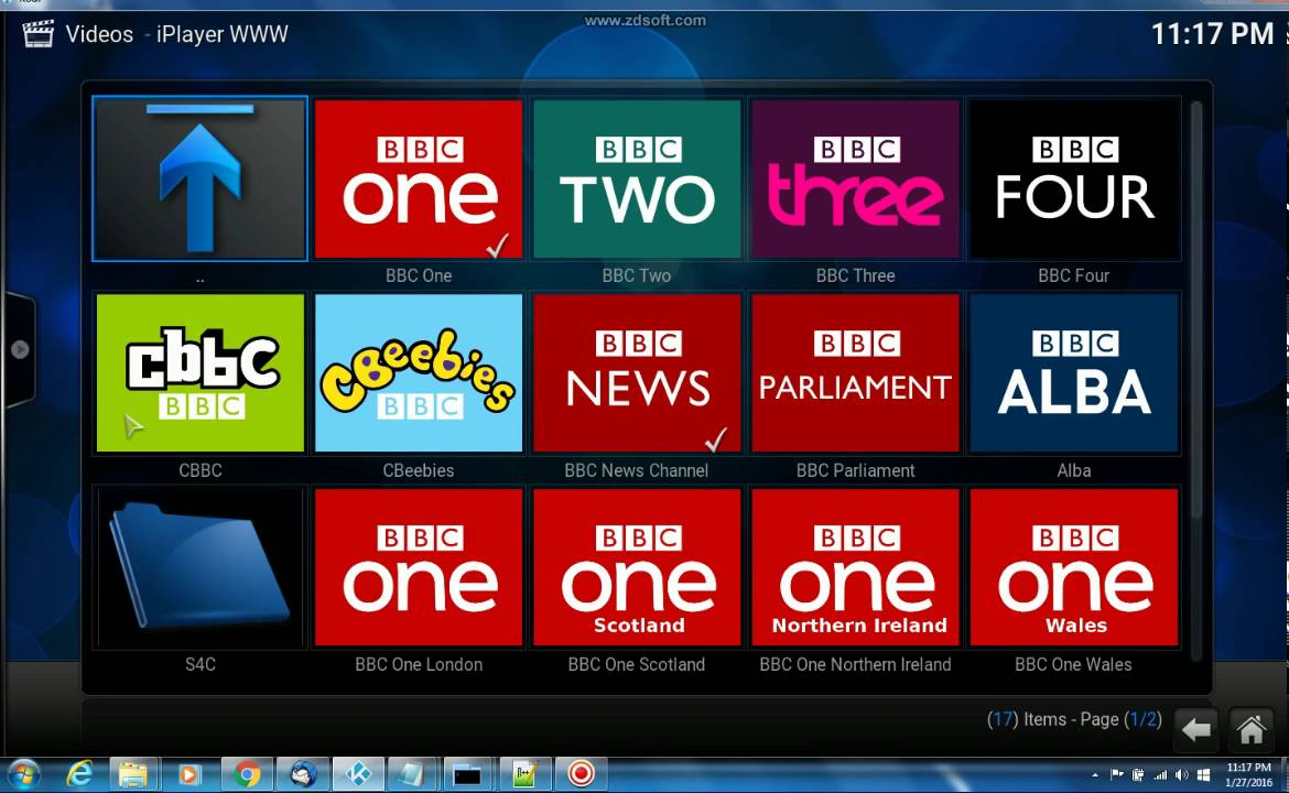 how to watch bbc iplayer in thailand