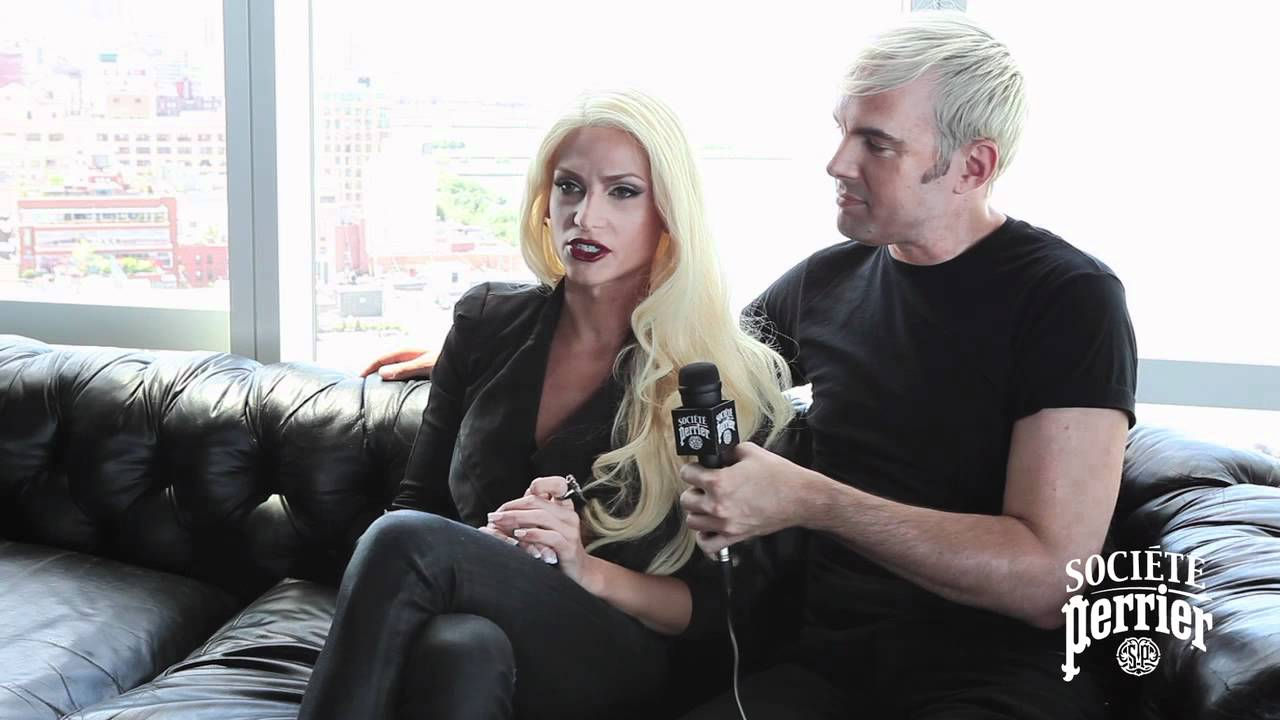 Societe Perrier Meets The Blonds Part 2 Youtube