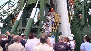 «Союз МС-09»: старт лета
