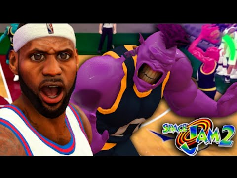 "DC - LeBron James Confirms""Space Jam 2""Filming This Summer"