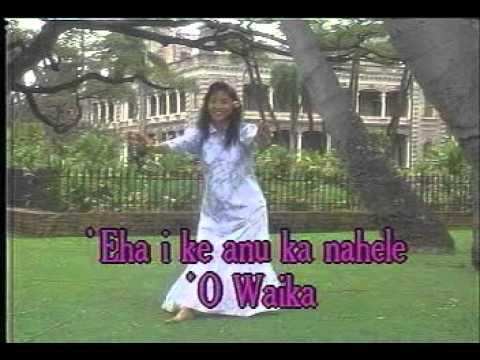 Hawaiian Karaoke - Waika