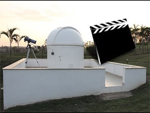 Building a personal observatory    TUGA Observatory