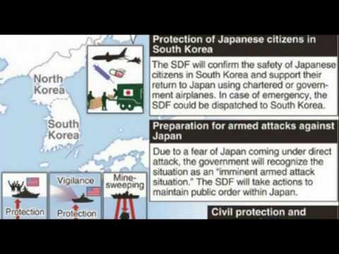 "Thumbnail: Japan Prepares for North Korea ""Emergency"""
