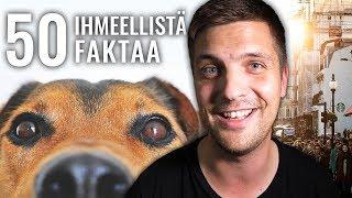 50 IHMEELLISTÄ FAKTAA MAAILMASTA #20