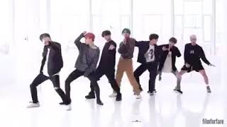 BTS on Indian Hindi song | Funny videos