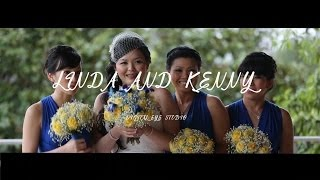 "Linda & Kenny ""Real Love"" by Eric Benet Same Day Edit Wedding"