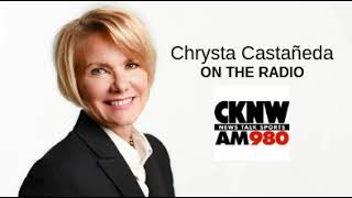 Chrysta on the Jussie Smollett case | CKNW Vancouver 2/21/19