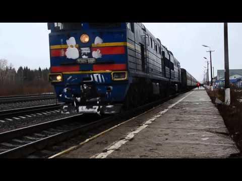 Северная Двина и Котлас-Узловой