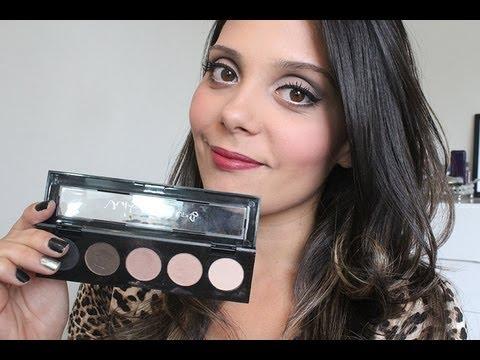 "Tutorial de Maquiagem: Quinteto ""Diva"" Vult - YouTube"