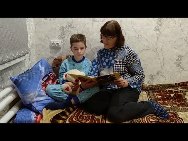 Изображение предпросмотра прочтения – СветланаПаладыч читает произведение «Русачок» Б.В.Заходера