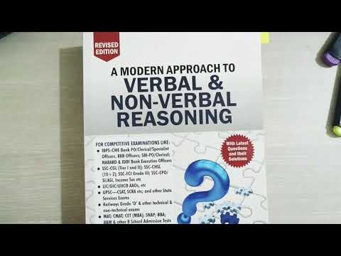 Best Review Of Reasoning Book (RS Agrawal)