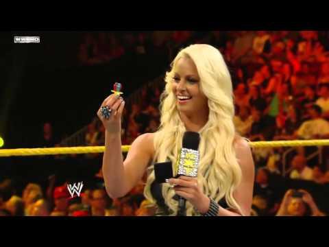 WWE Divas Funny Moments and Funny Conversations   Part 1    Waptubes Com