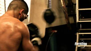"Alfredo ""el Perro"" Angulo: Wbc Light Middleweight Champion Photoshoot"