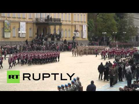 Bulgaria: Thousands celebrate St. George's Day in Sofia