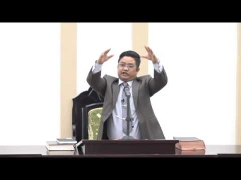 "Sermon Thupui : ""JONA"" - Speaker : R.Lallungmuana, Hebron Revival Team"
