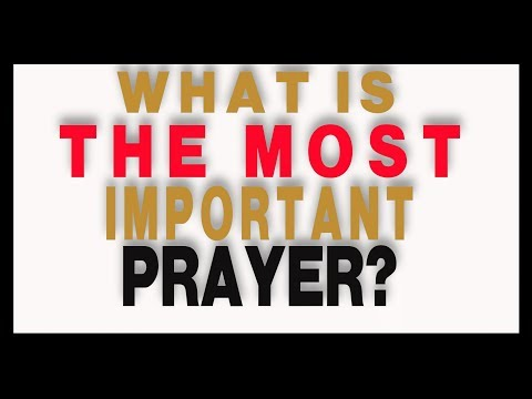 My Most Important Prayer! June CHALLENGE!