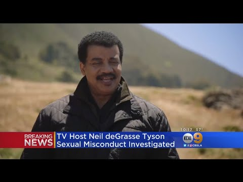Neil deGrasse Tyson Sexual Misconduct Investigated