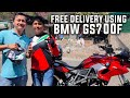 Free Delivery Using BMW 700CC ( SURPRISE )