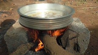 village style Cooking nanan rice payasam / kovil payasam Cooking By Village food Recipes