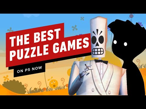 PS Now: Every Puzzle Game Rated 9 and Above