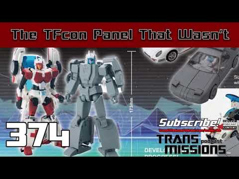 Episode 374 - The TFcon Panel That Wasn't