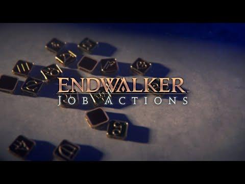 FINAL FANTASY XIV: ENDWALKER - Job Actions