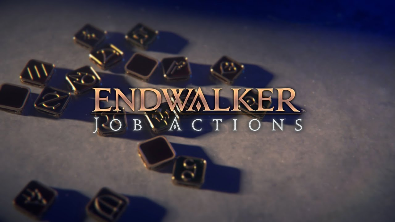 Download FINAL FANTASY XIV: ENDWALKER - Job Actions
