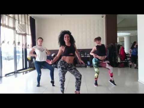 Cuban Lady Styling at Baltic Salsa Show Cup