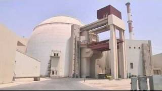 From youtube.com: The Iran Bushehr nuclear power plant {MID-236629}