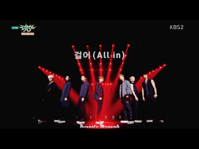 ?????(MONSTA X) - ??(All in) ???? [Live Compilation/Stage Mix] 1080p/60fps