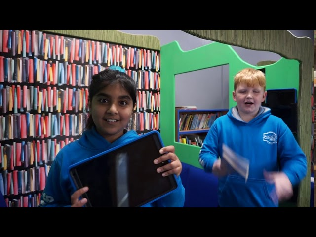 Our Deputy Head Boy & Girl tell you all about our brand new iPad Pods!
